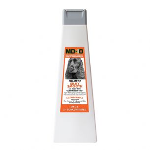 MD10 Silky Smooth Shampoo 750ml (3 Litre Diluted) Shih Tzu, Irish Setter, Cavalier, King Charles, Chihuahua, Boxer, Cocker Spaniel